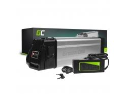 Green Cell ® Batteria per Biciclette Elettriche e-Bike 48V 11.6Ah 556.8Wh