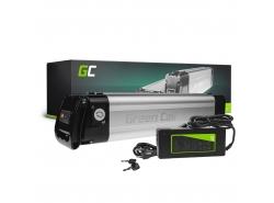 Accumulatore Batteria Green Silverfish 24V 8.8Ah 211Wh per Bici Elettrica E-Bike Pedelec