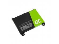 Green Cell ® Batteria 170-1012-00 DR-A011 per Amazon Kindle 2 II DX D00511 D00611 D00701 D00801 Wi-Fi, E-book capacità 1530mAh