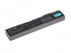 Green Cell ® Batteria PA3451U-1BRS PA3465U-1BRS per Portatile Laptop Toshiba Satellite A100 A110 A135 M70, Toshiba Satellite Pro