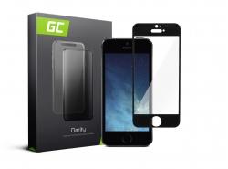 Green Cell PRO GC Clarity Pellicola Protettiva Vetro Temperato per Apple iPhone 5/5S/5C/SE