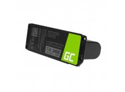 Green Cell ® Batteria 088772 per altoparlante Bose Soundlink Mini 2 II MMPRA0071 MMPRA0072 725192-1110 725192-1310,7.4V 3400mAh