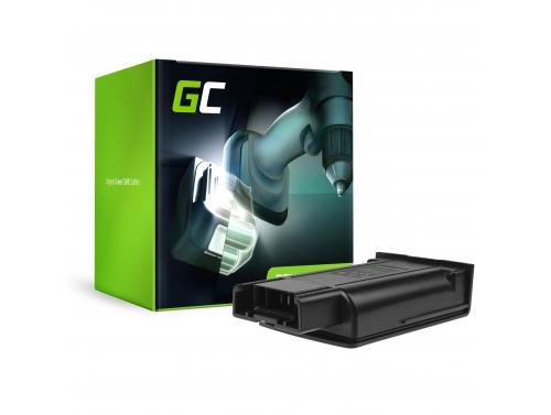 Green Cell ® Batteria Aspirapolvere per Karcher EB 30/1 Electric Broom 7.2V 1500mAh