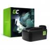 Batteria Green Cell (5Ah 18V) BP 18 Li BPC 18 499751 500059 500435 per Festool T 18+3 C 18 AGC BHC DRC PDC HKC 55 PSBC 400