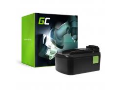 Green Cell ® Batteriaper Festool BPC15 14.4V 3Ah