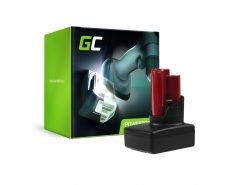 Green Cell ® Batteria C12 M12 B2 B3 B4 B6 RedLithium per Milwaukee BPD-0 BDD-202C BSD-0 C12HZ-0 C12MT-0 M12FID M12CDD