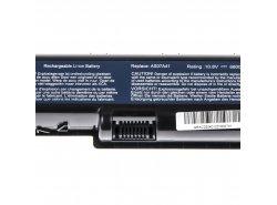Batteria Green Cell ®  AS07A31 AS07A51 AS07A41 per Portatile Laptop Acer Aspire 5738 5740 5536 5740G 5737Z 5735Z 5340 5535 5738Z