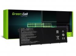 Green Cell Batteria AC14B13J AC14B13K AC14B18J per Acer Aspire E 11 ES1-111M ES1-131 E 15 ES1-512 ES 15 ES1-533