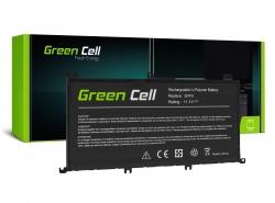 Green Cell Batteria 357F9 71JF4 per Dell Inspiron 15 5576 5577 7557 7559 7566 7567