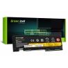 Green Cell Batteria 42T4845 45N1036 45N1037 per Lenovo ThinkPad T420s T420si T430s T430si