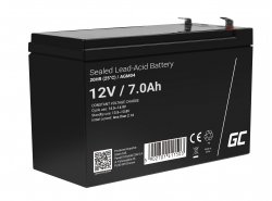 Green Cell ® Batteria al Gel AGM 12V 7Ah