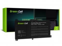 Green Cell Batteria BK03XL per HP Pavilion x360 14-BA 14-BA015NW 14-BA022NW 14-BA024NW 14-BA102NW 14-BA104NW