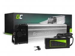 Accumulatore Batteria Green Cell Silverfish 36V 11Ah 396Wh per Bici Elettrica E-Bike Pedelec