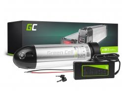 Accumulatore Batteria Green Cell Bottle 36V 11.6Ah 418Wh per Bici Elettrica E-Bike Pedelec