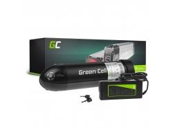 Accumulatore Batteria Green Cell Bottle 24V 11.6Ah 278Wh per Bici Elettrica E-Bike Pedelec