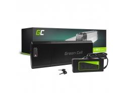 Accumulatore Batteria Green Cell Rear Rack 24V 13Ah 312Wh per Bici Elettrica E-Bike Pedelec
