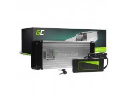 Accumulatore Batteria Green Cell Rear Rack 36V 11.6Ah 418Wh per Bici Elettrica E-Bike Pedelec