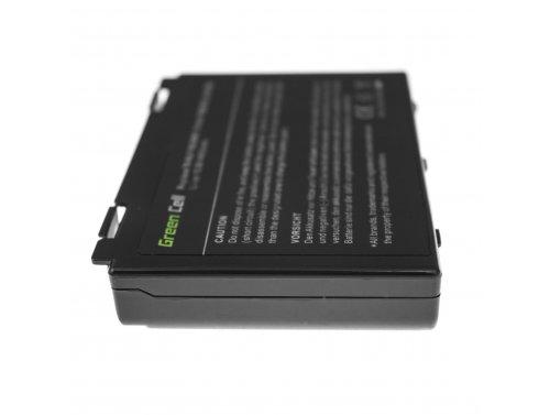 Green Cell ® Batteria A32-F82 per Portatile Laptop Asus K40 K50 K50AB K50C K51 K51AC K60 K70 X70 X5DC