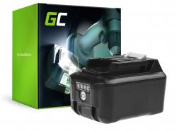 Green Cell® Batteria (2Ah 14.4V) BPL1414 BPP-1413 BPP-1414 per Ryobi LCD1402 LCD14022 CDD144V22