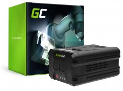 Green Cell® Batteria (2Ah 80V) GBA80200 2901302 per GreenWorks Pro 80V GHT80321 GBL80300 ST80L210