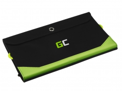 Caricabatterie, pannello solare SolarCharge GC Green Cell 21W con funzione power bank 6400mAh