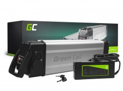 Accumulatore Batteria Green Cell Silverfish 24V 11.6Ah 278Wh per Bici Elettrica E-Bike Pedelec