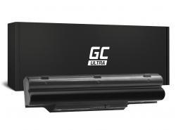 Batteria Green Cell ULTRA FPCBP250 per Fujitsu-Siemens LifeBook A530 A531 AH530 AH531