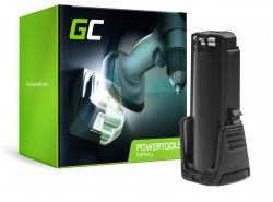 Green Cell® Batteria (2Ah 3.6V) 2607336241 BAT504 per Bosch GSR GBA 3.6 PRODRIVE Mx2Drive