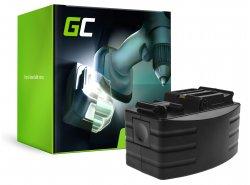 Batteria (3Ah 12V) 489003 489731 BPH12T Green Cell per Festool TDD 12 ES FX MH