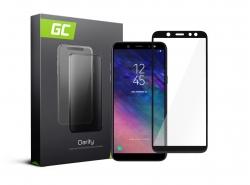 Vetro Temperato per Samsung Galaxy A6 2018 Pellicola Prottetiva GC Clarity Protezione Schermo 9H Durezza Alta qualità