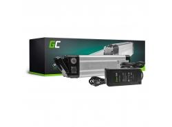 Accumulatore Batteria Green Cell Silverfish 24V 8.8Ah 211Wh per Bici Elettrica E-Bike Pedelec