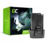 Batteria Green Cell (1.5Ah 10.8V) BL1013 BL1014 194550-6 194551-4 195332-9 per Makita DC10WA DF330 DF330D DF330DWE TD090 TD090D