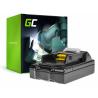 Batteria Green Cell (1.5Ah 18V) BL1815 BL1830 BL1830B BL1840 BL1840B BL1850 BL1850B per Makita DTD152 DC18RC DC18SD LXPH01
