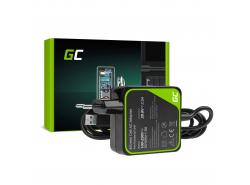 Alimentatore / Caricatore Green Cell PRO 20V 2A 40W per Lenovo Yoga 3 i Lenovo Yoga 3 PRO