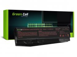 Batteria Green Cell ® W650BAT-6 per Portatile Clevo W650 W650SC W650SF W650SH W650SJ W650SR W670 W670SJQ W670SZQ1