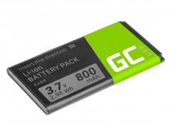 Green Cell ® Batteria KAB4 per Kazam Life B4 Maxcom MM720