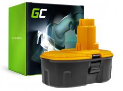 Batteria Green Cell (3Ah 18V) DE9093 DE9095 DE9096 DE9098 DE9503 per DeWalt DW056 DCS392 DW056 DW938 DW960 DW989 DW997 DC9096