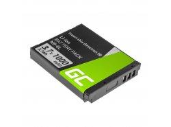 Green Cell ® Batteria LP-E8 per Canon EOS Rebel T2i, T3i, T4i, T5i, EOS 600D, 550D, 650D, 700D, Kiss X5, X4, X6 7.4V 750mAh