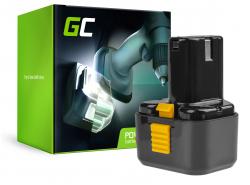 Green Cell ® Batteria EB9B EB930H FEB9 per Hitachi CK 12D D 10DF DS 9DVF UB 12D WH 9DM WR 9 DMR