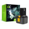 Batteria Green Cell (2Ah 9.6V) EB9B EB930H FEB9 Green Cell per Hitachi UB12D UB 3D UB5D CK 12D UB 12D UB 5D DS 10DVA DS9DVF