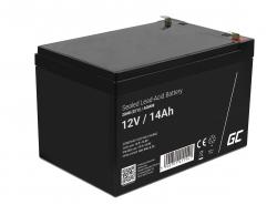 Green Cell ® Batteria al Gel AGM 12V 14Ah