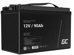 Green Cell ® Batteria AGM VRLA 12V 90Ah
