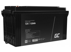 Green Cell ® Batteria AGM VRLA 12V 120Ah