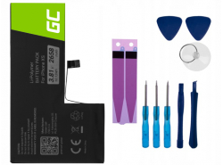 Batteria Green Cell A2097 per Apple iPhone XS + kit attrezzi