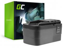 Green Cell ® Batteriaper Festool BPC12 12V 3Ah