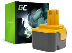 Green Cell ® Batteria B1222H B1230H BPT1025 per Ryobi BD120 BD121 BD122 BID1211 BID1260 SA1202