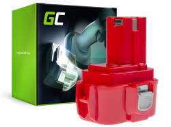 Green Cell ® Batteria 9120 9122 9134 9135 PA09 per Makita 6207D 6222D 6261D 6503D 6909D 6991D