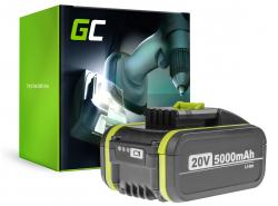 Green Cell ® Batteria WA3549 WA3551 per WORX WG160E WG169E WG546E WG549E WG894E WX090 WX166 WX167 WX292 WX372 WX390 WX523 WX678