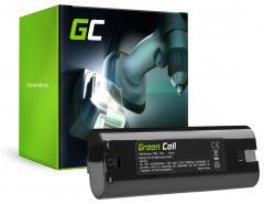 Batteria Green Cell (3Ah 7.2V) 7000 7002 7033 7001 191679-9 per Makita 3700D 6012D 6015DWK 6018D 6019D 6072D 9200D DA3000D