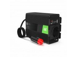 Green Cell® 150W/300W Convertitore sinusoidale modificata DC 24V AC 230V Convertitore di tensione